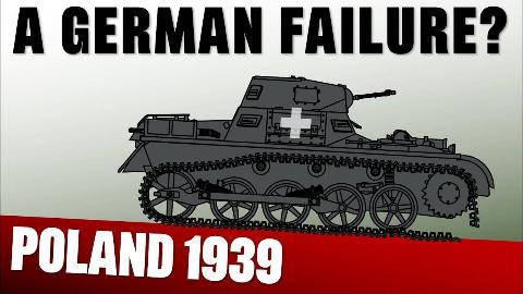 【自制字幕】为何闪击波兰是德军失败的胜利?