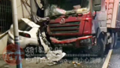 中国交通事故合集20181206:每天10分钟国内车祸实例,助你提高安全意识!