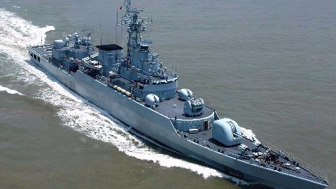 """16艘中国退役军舰南亚热卖,将印度""""包围""""?客户:中国战舰真好"""