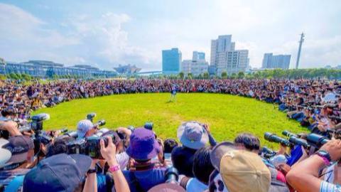 中国人参加日本漫展,遭遇近身狂拍