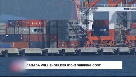 菲律宾正将69个集装箱的垃圾遣返回加拿大