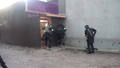俄罗斯特警逮捕7名与ISIS有关联的涉恐嫌疑人