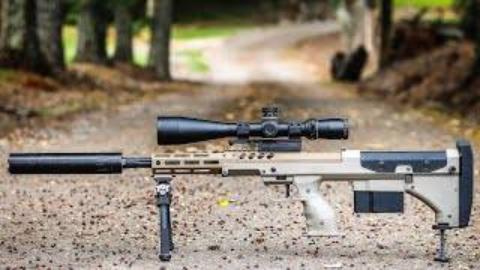 沙漠科技SRS A2步枪