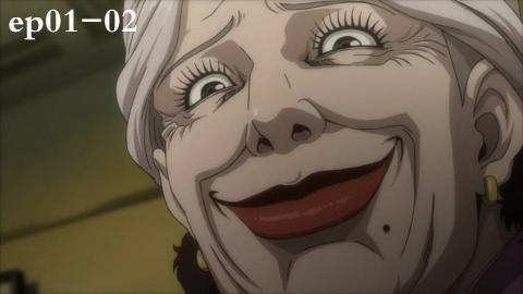 这部暗黑题材动画揭露了人类的恶行,漫画狂售300万册《二舍六房的七人01-02》