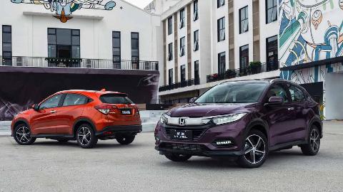 同平台车型 新款缤智和XRV该怎么选?