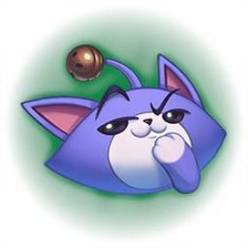 葡萄的叮当猫