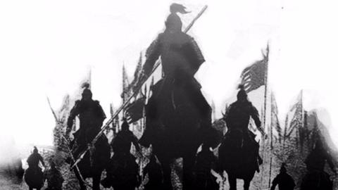 【燃向混剪】此生无悔入华夏,来生愿在种花家终极版 :华夏骑兵战争