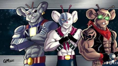 火星鼠骑士01-06动画补档剪辑