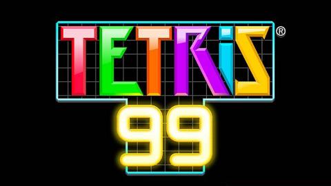 【Tetris99】艰难的俄罗斯方块吃鸡