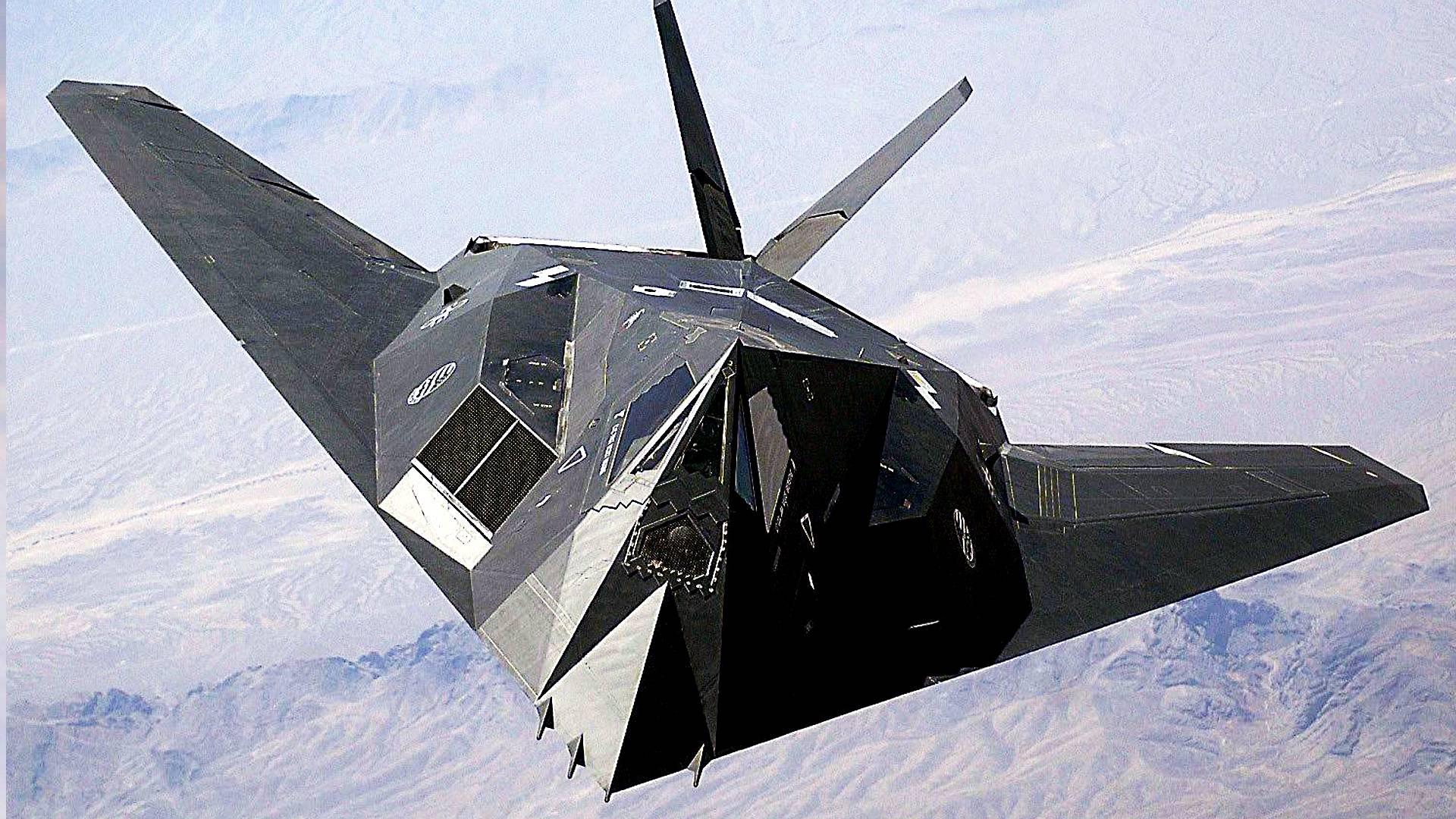 美军第一款隐身战斗机F-117 关键技术竟来自苏联