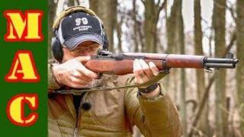 [MAC]M1加兰德步枪