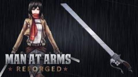 武器人间:重铸—立体机动装置(进击的巨人)MAN AT ARMS: REFORGED【中文字幕】