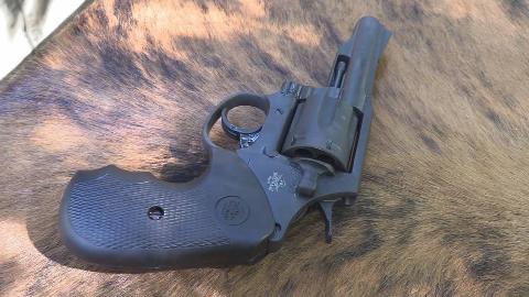 [hickok45]RIA M200左轮手枪
