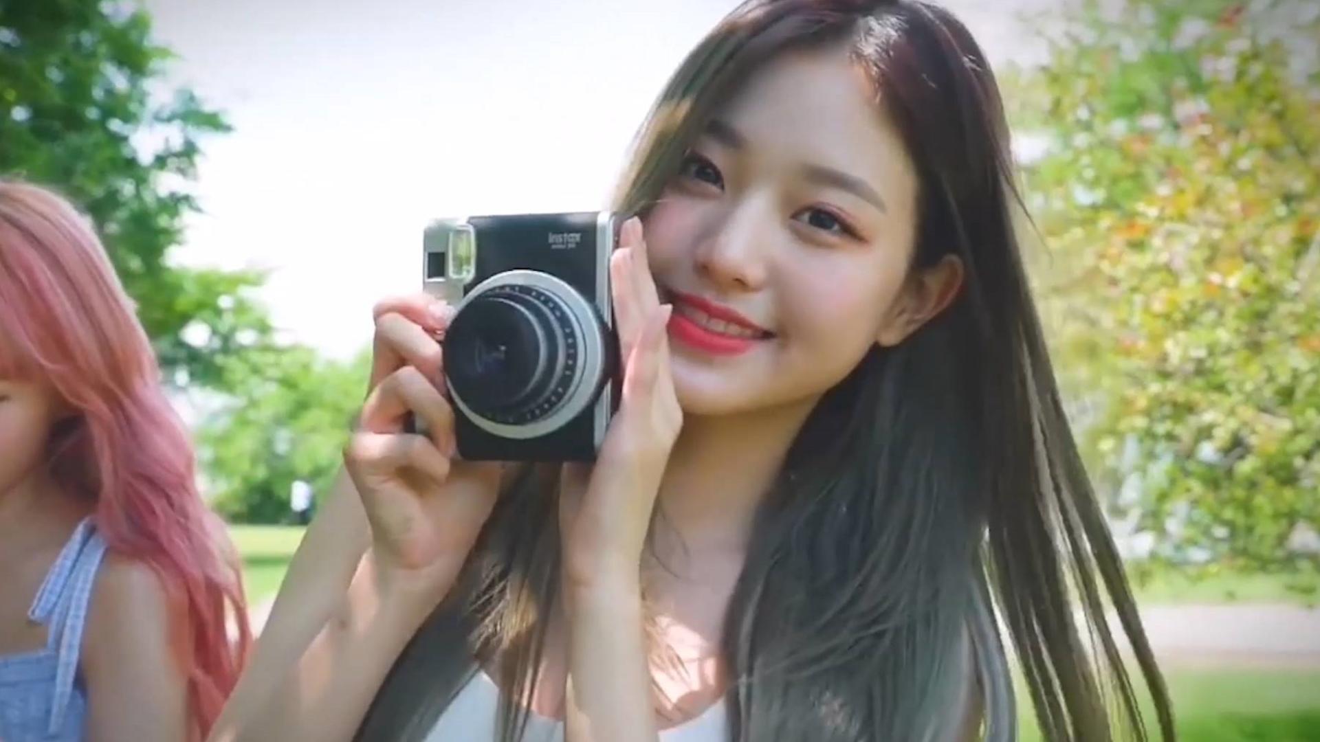 张元英   外形近乎完美的韩国妹子,超甜的哦
