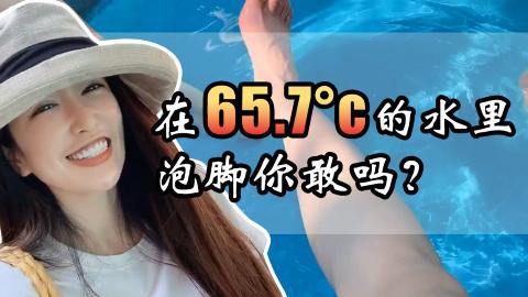 【贝拉日记Vlog7】:台湾自由行[一] 在65度的水里泡脚你敢吗?  台北一日游   阳明山 淡水