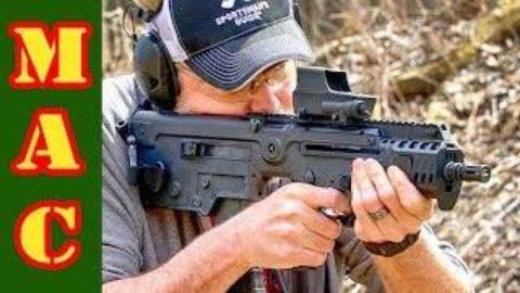 [MAC]塔沃尔X95 vs CZ布伦突击步枪