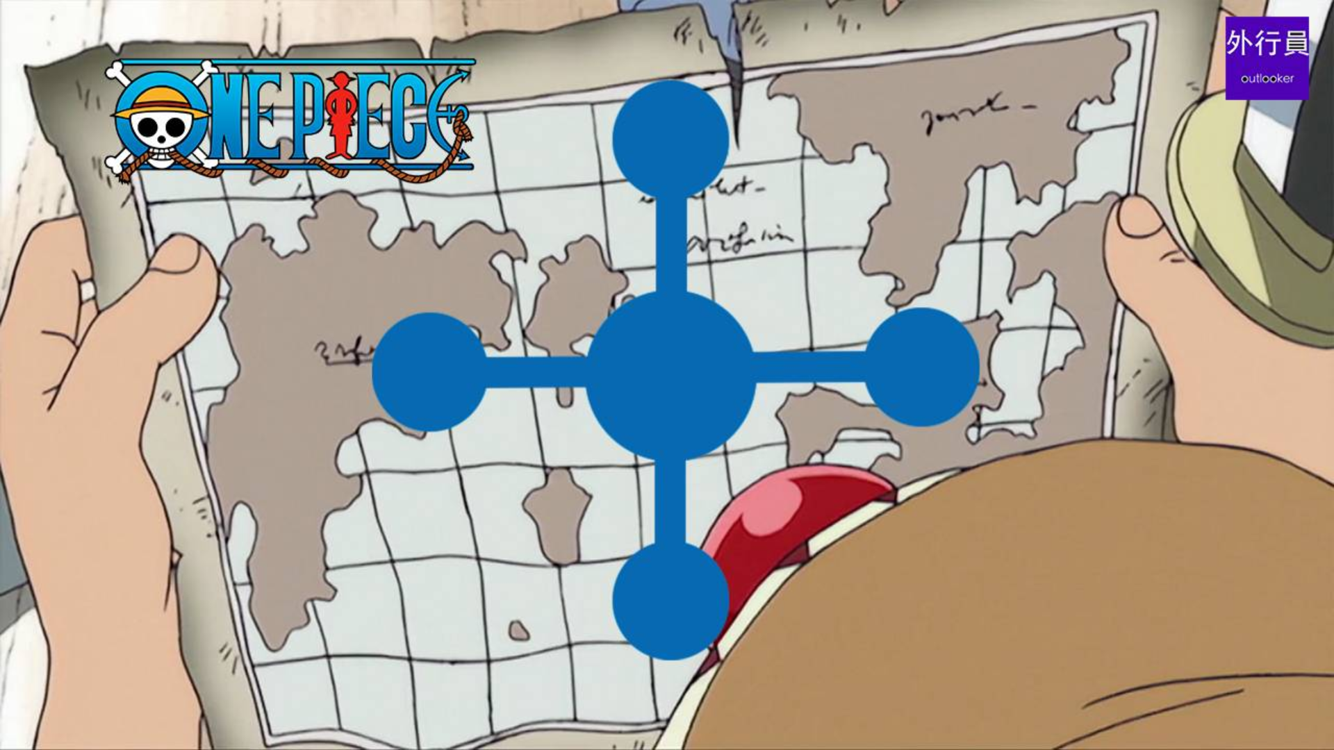 海贼王专题#460: 五大岛屿组成的古代海贼王世界