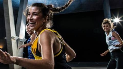 莱美bodycobat第82期搏击操有氧战斗健身视频音乐2019Q4健身套路视频音乐