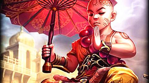 印度种姓制度来源。护世第五化身侏儒筏摩那、第六化身持斧罗摩的故事【印度神话二季 第七期】