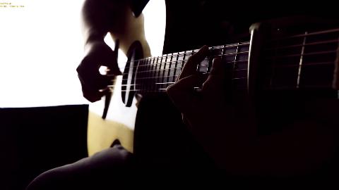 【指弹吉他】安静!没错还是老歌比较好听!