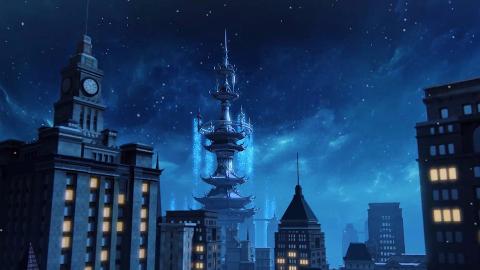国漫新番《梦塔之雪谜城 》第二季 全新内容预告!震撼来袭!
