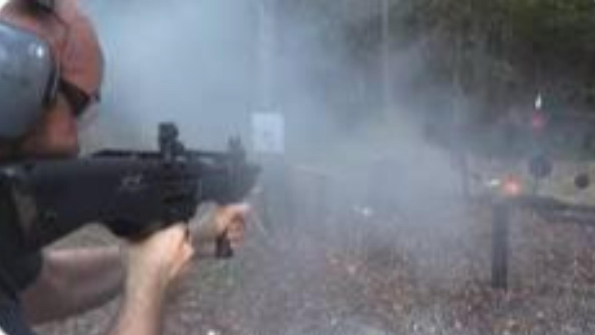 【hickok45】DP-12霰弹枪试用