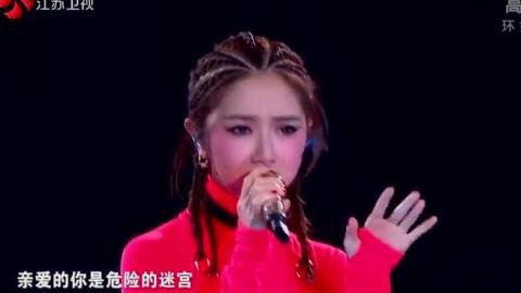 【2019江蘇衛視跨年演唱會】G.E.M.鄧紫棋演唱《光年之外》《來自天堂的魔鬼》