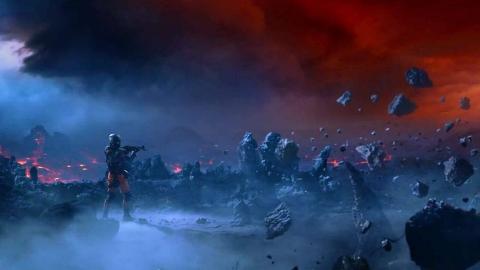 科幻短片《恐怖谷》