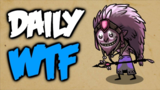 Dota 2 Daily WTF - Dazzle, Are you there?