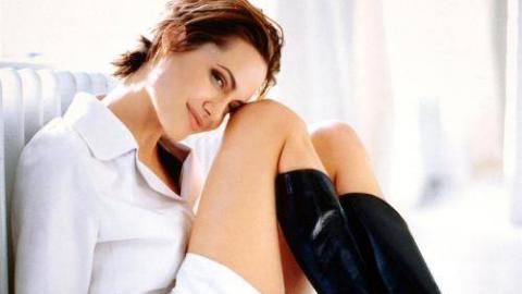 颜值系列:电影史上最性感的女明星 安吉丽娜·朱莉