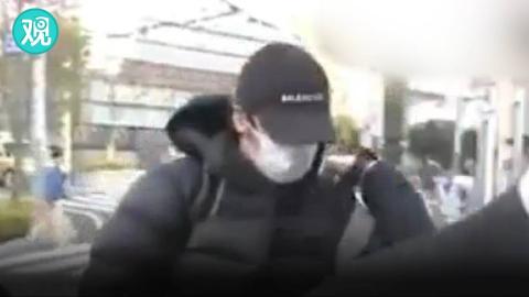 日媒:蒋劲夫被日本警方逮捕