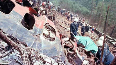 空难致520人死亡,日本救援队竟拒绝搜救,幸存者在山上被冻死!