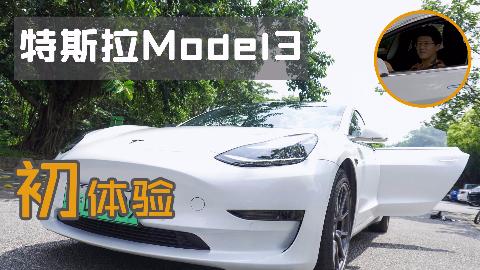 趣体验 · 特斯拉Model 3两周试驾体验
