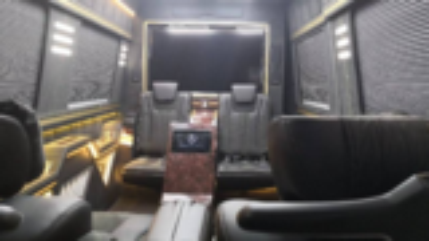 【小清说车】进口奔驰斯宾特6座总裁版,不失尊贵与奢华路上公务舱商旅新境界