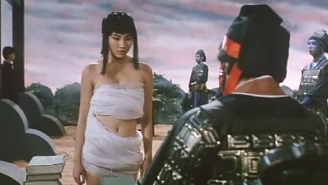 三十多年前的奇幻片,女子洗澡时意外死亡,鬼差拒绝她进入鬼门关