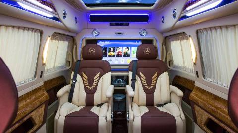 环球商务房车网,奔驰V级,V260改装车,V250版