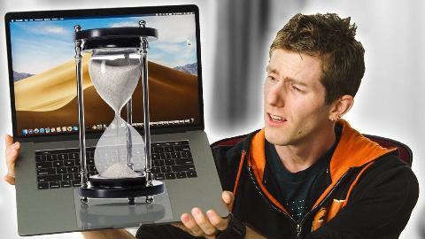 【官方双语】苹果电脑为嘛这么慢#linus谈科技