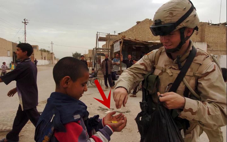 【点兵941】血的教训!原来这才是美军禁止在伊拉克吃糖的原因!