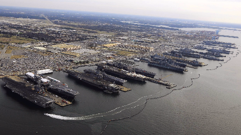"""美或不参加中国国际阅舰式 担心中国""""提升国际地位"""""""
