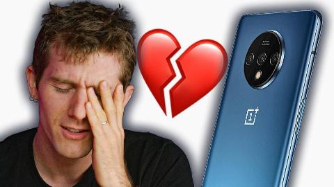 【官方双语】一加让我失望了  ——  一加7T评测#linus谈科技