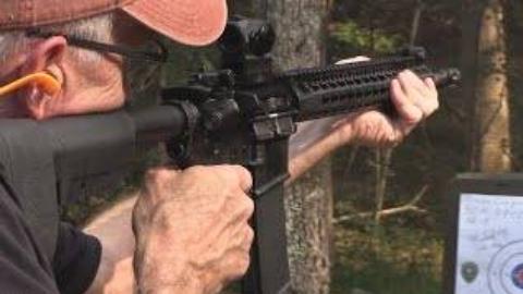 [hickok45]BCM ECCE-16 KMR(AR-15)轻型步枪