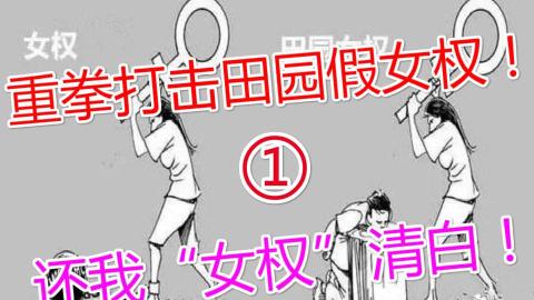中华田园假女权≠中国女权!A站女性,抱歉,我们(真女权)来晚了!!【独树一帜18】