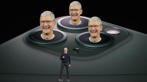 【短的发布会】摄像头一万块四个!iPhone11没有5G只有五颜六色