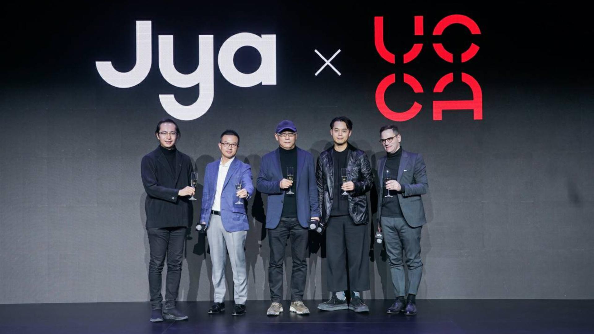 Jya美学家电品牌发布 艺术与科技的跨界融合