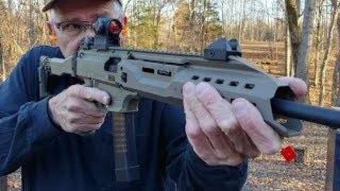 [hickok45]CZ蝎式EVO 3 A1冲锋枪