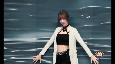 【2019斗鱼直播节】舞蹈串烧一分一秒+Attention-南波儿大魔王