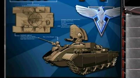 【红色警戒】一个视频告诉你什么叫丝血反杀:论光棱坦克的操作弹性有多大?