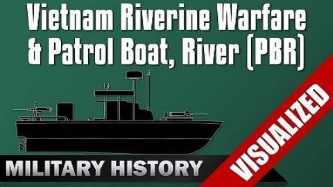 【MHV熟肉】[越南]河流战争和内河巡逻艇