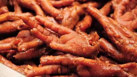卤鸡爪最好吃的做法,不用一滴油,卤法简单,一大盘不够吃太香了