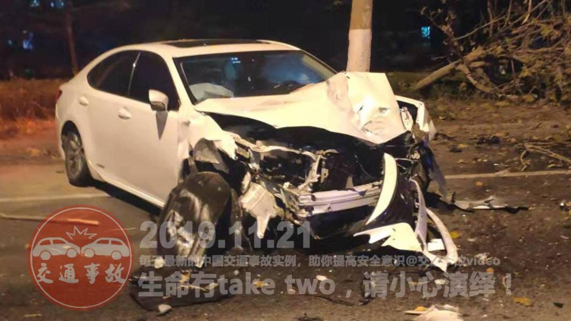 中国交通事故20191121:每天最新的车祸实例,助你提高安全意识